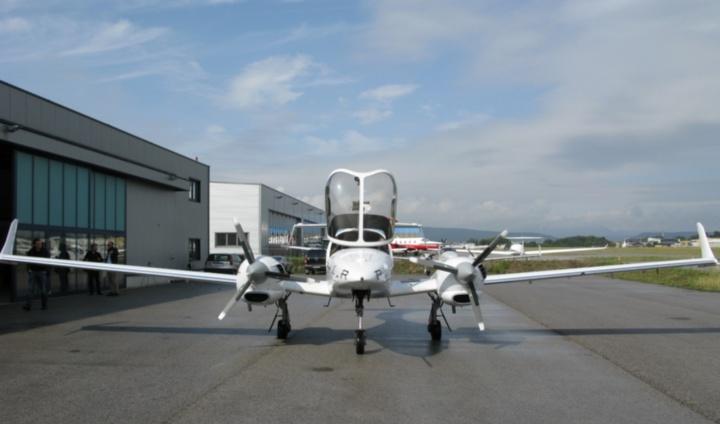 DA42 FlySmart