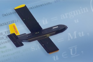 Collage -  Aircraft in front of Formula and C-code