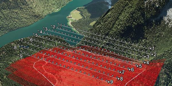Photogrammetric Measurement using a UAV