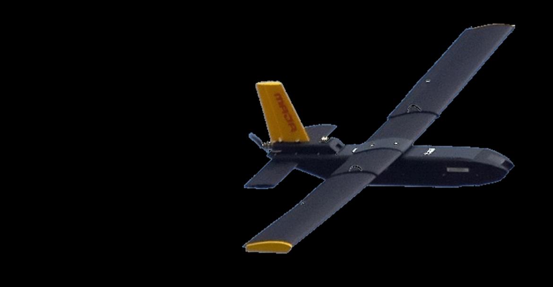 Flächenflugzeug MAJA (c)